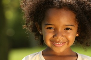 What is child well-being